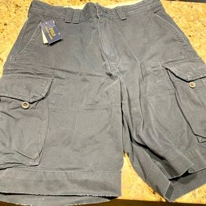 NEW WITH TAGS! Men's POLO cargo shorts. Size 34